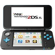 New Nintendo 2DS XL Black & Turquoise - Spielkonsole