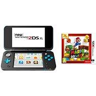Nintendo NEW 2DS XL + Super Mario 3D Land - Spielkonsole