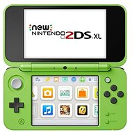 Nintendo NEW 2DS XL Minecraft - Creeper Edition - Spielkonsole