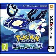 Pokemon Alpha Saphir - Nintendo 3DS - Spiel für die Konsole
