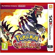 Pokemon Omega Rubin - Nintendo 3DS - Konsolenspiel