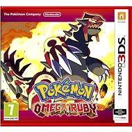 Pokemon Omega Rubin - Nintendo 3DS - Spiel für die Konsole