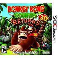 Donkey Kong Country Returns 3D - Nintendo 3DS - Spiel für die Konsole