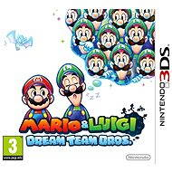 Mario & Luigi: Dream Team Bros. - Nintendo 3DS - Konsolenspiel