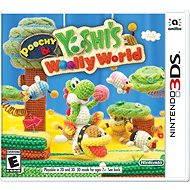 Konsolenspiel Poochy & Yoshi Woolly World - Nintendo 3DS - Spiel für die Konsole