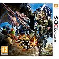 Monster Hunter 4 Ultimate - Nintendo 3DS - Spiel für die Konsole
