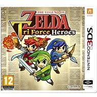 The Legend of Zelda: Tri Force Heroes - Nintendo 3DS - Spiel für die Konsole