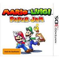 Mario & Luigi: Paper Jam Bros - Nintendo 3DS - Konsolenspiel