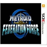 Metroid Prime: Federation Force - Nintendo 3DS - Konsolenspiel