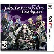 Fire Emblem Fates: Conquest - Nintendo 3DS - Konsolenspiel