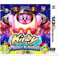 Kirby: Planet Robobot - Nintendo 3DS - Spiel für die Konsole