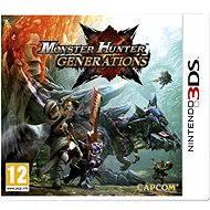 Monster Hunter Generations - Nintendo 3DS - Spiel für die Konsole