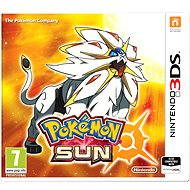 Pokémon Sun - Nintendo 3DS - Spiel für die Konsole