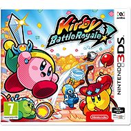 Kirby Battle Royale  - Nintendo 3DS - Konsolenspiel