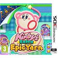 Kirbys Extra Epic Yarn - Nintendo 3DS - Konsolenspiel