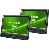 MUSE M-1095CVB - Tragbarer DVD-Player