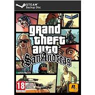 Grand Theft Auto: San Andreas - PC-Spiel