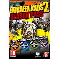 Borderlands 2 Season Pass - Gaming Zubehör