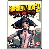 Borderlands 2 Captain Scarlett and her Pirate's Booty - Gaming Zubehör