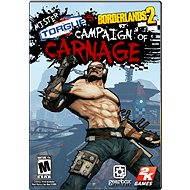 Borderlands 2 Mr. Torgue's Campaign of Carnage - Gaming Zubehör