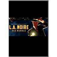 L.A. Noire DLC Bundle - Gaming Zubehör