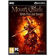 Mount & Blade: With Fire and Sword - PC-Spiel