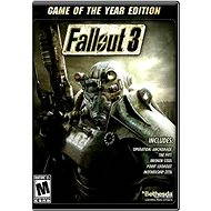 Fallout 3 Game of the Year Edition - PC-Spiel