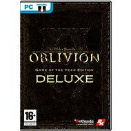 The Elder Scrolls IV: Oblivion Game of the Year Edition Deluxe - PC-Spiel