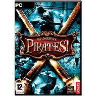 Sid Meier's Pirates! - PC-Spiel