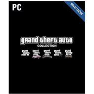 Grand Theft Auto Collection - PC-Spiel