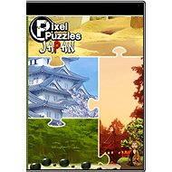 Pixel Puzzles - Japan - PC-Spiel