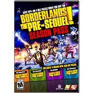 Borderlands The Pre-Sequel Season Pass - Gaming Zubehör