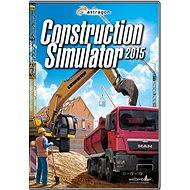 Construction Simulator 2015 - PC-Spiel