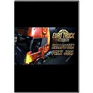 Euro Truck Simulator 2 - Halloween Paint Jobs - Gaming Zubehör