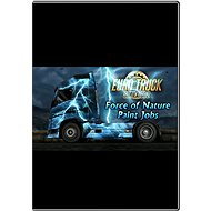 Euro Truck Simulator 2 - Force of Nature Paint Jobs Pack - Gaming Zubehör