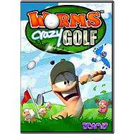 Worms Crazy Golf - PC-Spiel