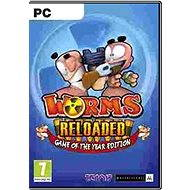Worms Reloaded Game of the Year Edition - Gaming Zubehör
