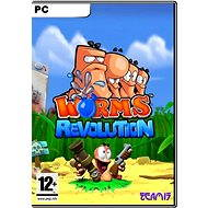 Worms Revolution Gold Edition (PC) - PC-Spiel