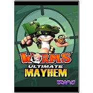 Worms Ultimate Mayhem - PC-Spiel