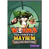 Worms Ultimate Mayhem - Deluxe Edition - PC-Spiel