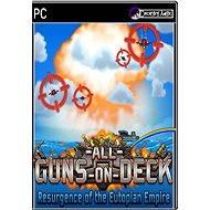 All Guns On Deck (PC) - PC-Spiel