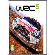 WRC 5 FIA World Rally Championship - PC-Spiel