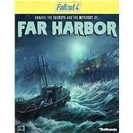 Fallout 4: Far Harbor DLC (PC DIGITAL) - Gaming Zubehör