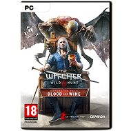 The Witcher 3: Wild Hunt - Expansion Pack BLOOD AND WINE - Gaming Zubehör