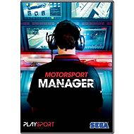 Motorsport Manager (PC/MAC/LINUX) DIGITAL - PC-Spiel