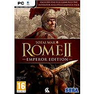 Total War: ROME II - Emperor Edition (PC) DIGITAL - PC-Spiel