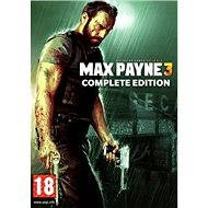 Max Payne 3 Complete (PC) DIGITAL - PC-Spiel