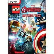 LEGO MARVEL's Avengers - Saison-Dauerkarte (PC) DIGITAL - Gaming Zubehör