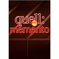 Quell Memento (PC) DIGITAL - PC-Spiel
