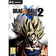 DRAGON BALL XENOVERSE 2 (PC) DIGITAL - Gaming Zubehör